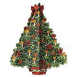 """Tischdeko """"Festlicher Tannenbaum"""" 30 cm"""