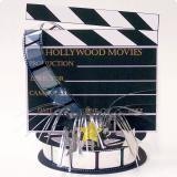 Tischdeko Filmwelt 33 cm