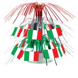 Tischdeko Fontäne Italien 19 cm