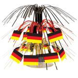 Tischdeko Fontäne Deutschland 19 cm