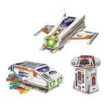 "Tischdeko ""Space Abenteuer"" 3er Pack"