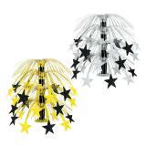 Tischdeko Sternenflug-Fontäne 46 cm