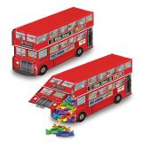 """Tischdeko """"Englischer Touristen-Bus"""" 23 cm"""