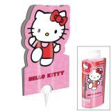 """Tortenfontäne mit Pappmotiv """"Hello Kitty"""" 15 cm"""