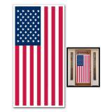 """Türdeko """"USA-Flagge"""" 76 x 152 cm"""