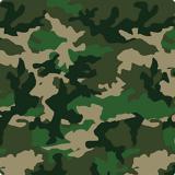 "Wanddeko ""Camouflage"" 1,2 x 9,1 m"