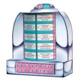 """Tischdeko """"Jukebox"""" 20 x 34 cm"""