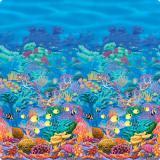 Wanddeko Korallenriff 1,2 x 12,2 m