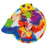 "Wanddeko ""Kunterbunter Clown"" 31 cm"