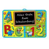 """3D-Wanddeko """"Schulanfang"""" 58 cm"""