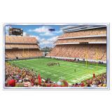 "Wanddeko ""American Football-Spiel"" 102 cm x 163 cm"