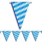"""Wimpel-Girlande """"Zünftiges Bayern""""-10 m"""