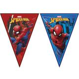 "Wimpel-Girlande ""Spiderman"" 2,3 m"