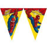"Wimpel-Girlande ""Ultimate Spiderman"" 2,3 m"