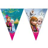"""Wimpel-Girlande """"Die Eiskönigin - Disney"""" 2,3 m"""