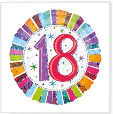 18 Geburtstag Das Muss Gefeiert Werden