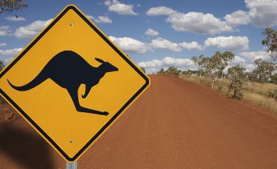 Deko für das Outback