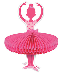 Tischdeko - Ballerina