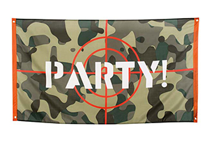 Banner - Camouflage