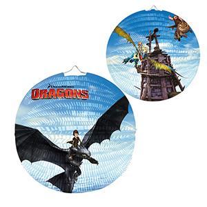 Lampions - Dragons die Wächter von Berk