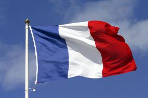 Frankreich Deko