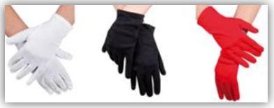 Stilvolle Handschuhe