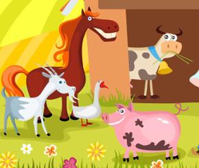 einladungskarten kindergeburtstag tiere – cloudhash, Einladungsentwurf