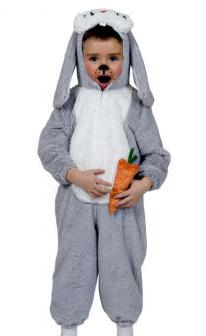 Kostüme für Babys & Kleinkinder - Plüschkostüm Hase