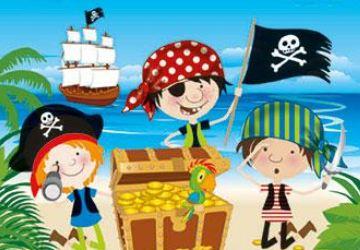 Piraten PartyDeko