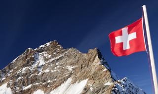 Deko für die schweizer Berge
