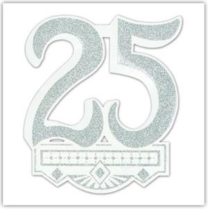 25 Jahre müssen gefeiert werden